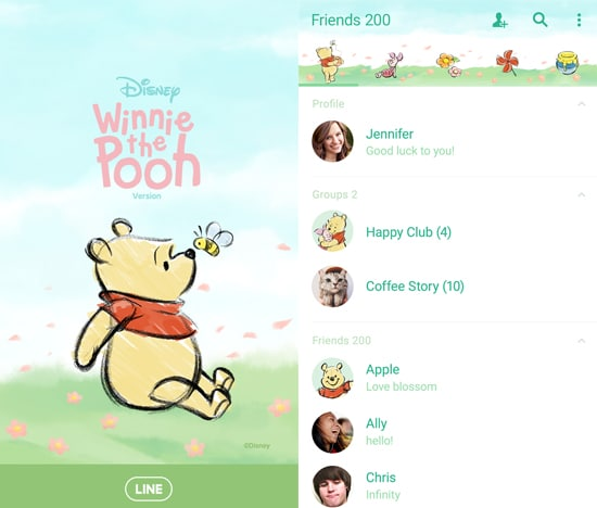 Winnie the Pooh Breezy