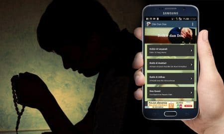Aplikasi Do'a dan Dzikir Harian Paling Lengkap di Android