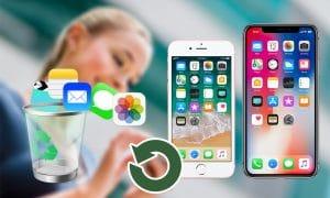 Cara Mudah Kembalikan Data yang Hilang di iPhone/iPad (100% Berhasil) 13