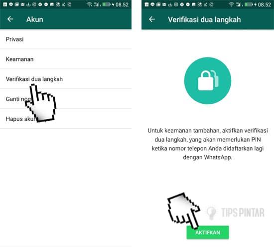 4 Cara Mengunci Chat di WhatsApp Agar Tidak Disadap 11