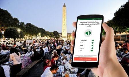 Cara Mengetahui Waktu Buka Puasa Menggunakan Android 14