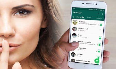 Cara Menyembunyikan Chat di WhatsApp Tanpa Arsip 5