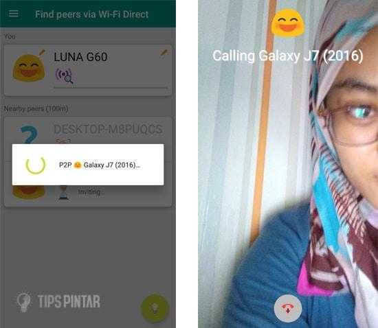 Cara Video Call Gratis Tanpa Kuota di Android (Dijamin Bisa!) 10