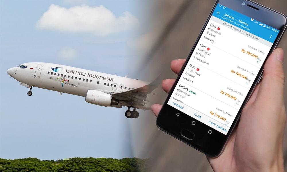 Cara Beli Tiket Pesawat di Traveloka (Dijamin Gampang!) 5