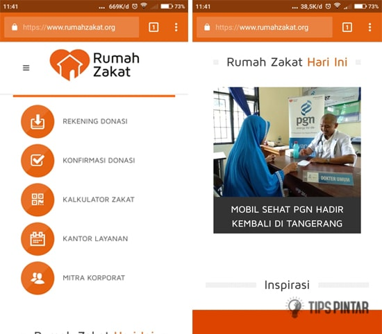 Situs Bayar Zakat Online