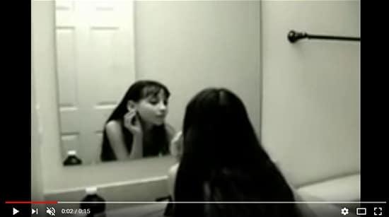 Hantu Dalam Cermin