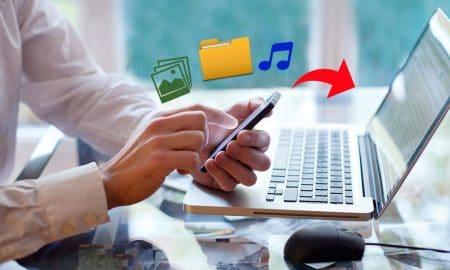 Cara Memindahkan File dari HP ke Laptop dengan Cepat 15