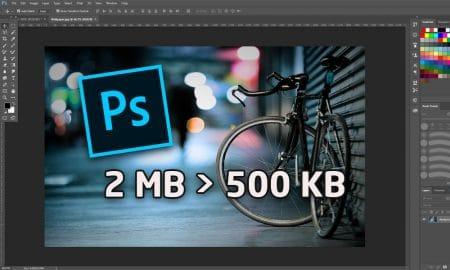 Cara Mengecilkan Ukuran Foto di Photoshop 11