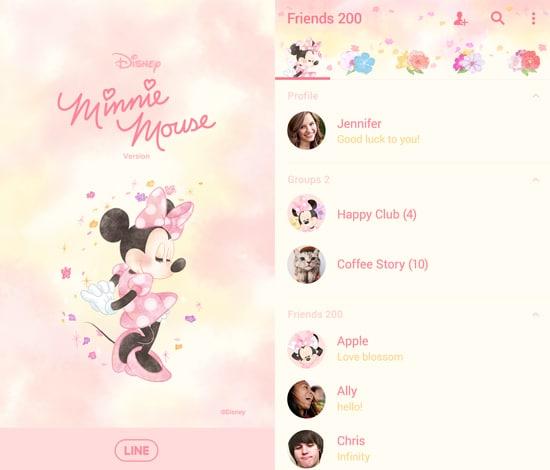 Minnie Mouse Fantastic Flowers