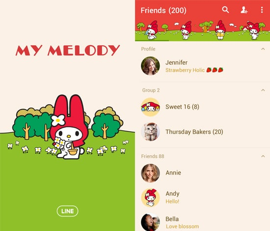 My Melody Forest