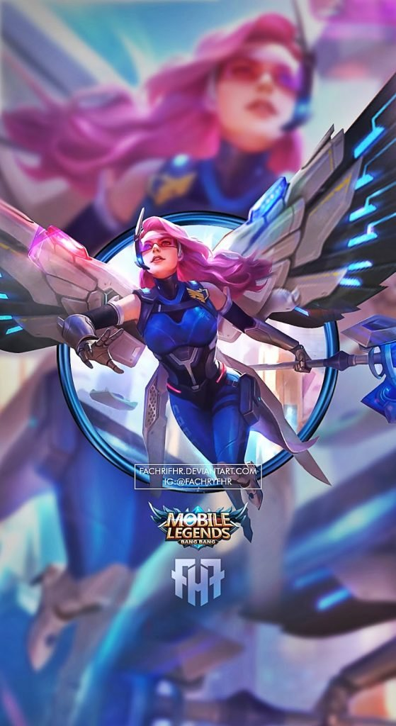 Wallpaper Rafaela Mobile Legends