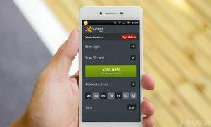 Aplikasi Anti Virus Android Terbaik