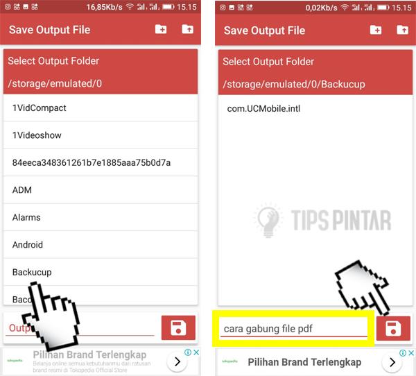 6 Cara Menggabungkan File PDF Menjadi Satu di Smartphone dan PC 10