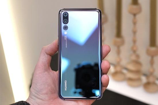 Smartphone Canggih, Huawei P20 Pro Hadir dengan Triple Camera 7