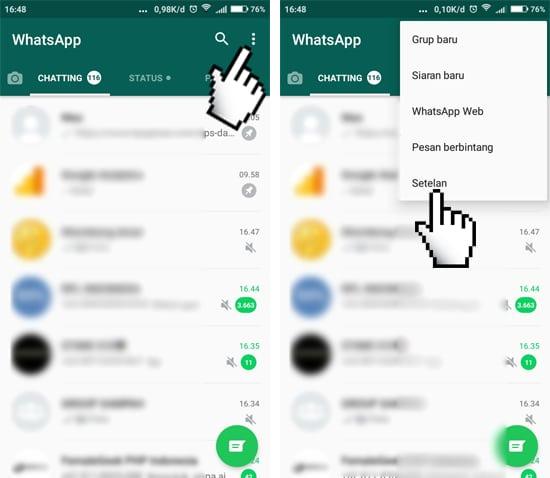 8 Tips Agar WhatsApp Aman dari Penyadapan (Update 2019) 15