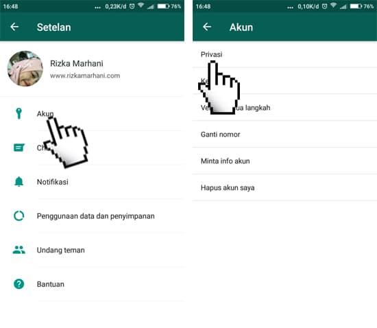 8 Tips Agar WhatsApp Aman dari Penyadapan (Update 2019) 16