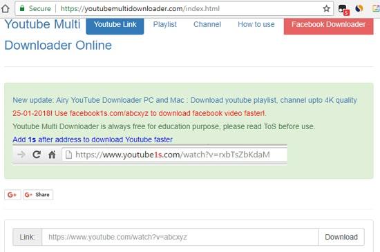 YouTubeMultiDownloader