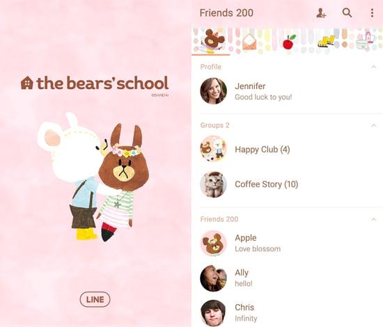 the bears' school 2