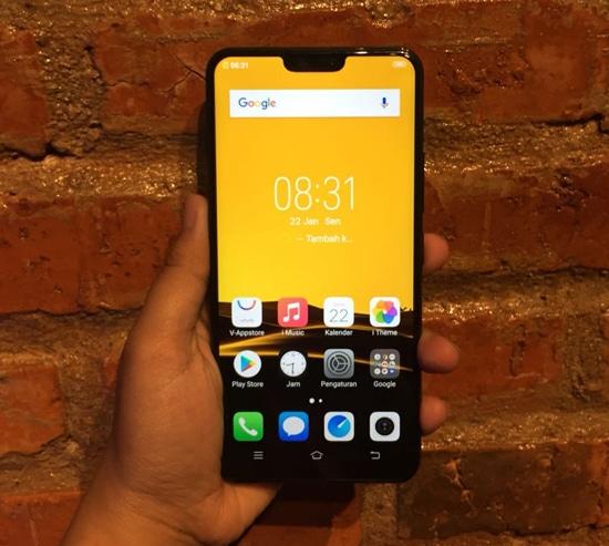 Vivo Hadirkan Smartphone Vivo V9 dengan RAM 6GB 9