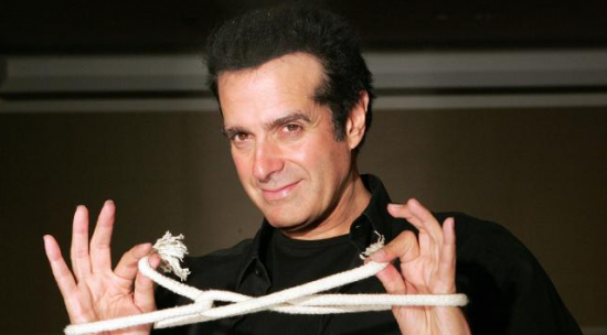 Mengidolakan Pesulap David Copperfield