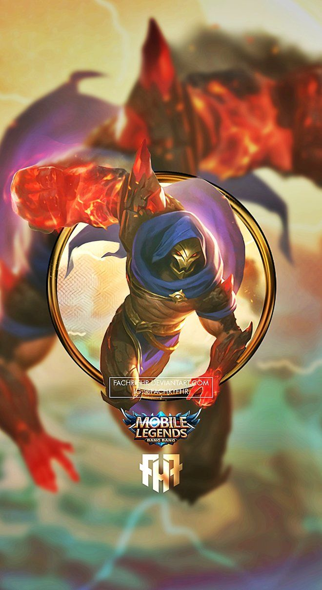 Wallpaper Aldous Mobile Legends
