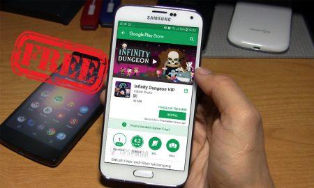 Cara Download Aplikasi Berbayar Jadi Gratis di Android 8