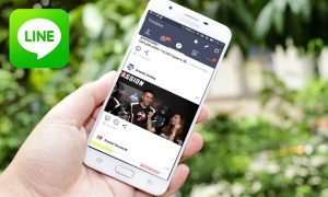 Cara Download Video LINE