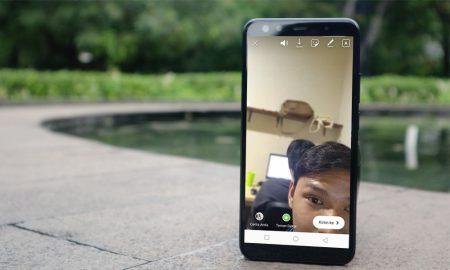 Cara Membuat Video Bokeh di Instagram Stories 8