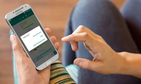 Cara Menghapus Pesan WhatsApp yang Sudah Terkirim
