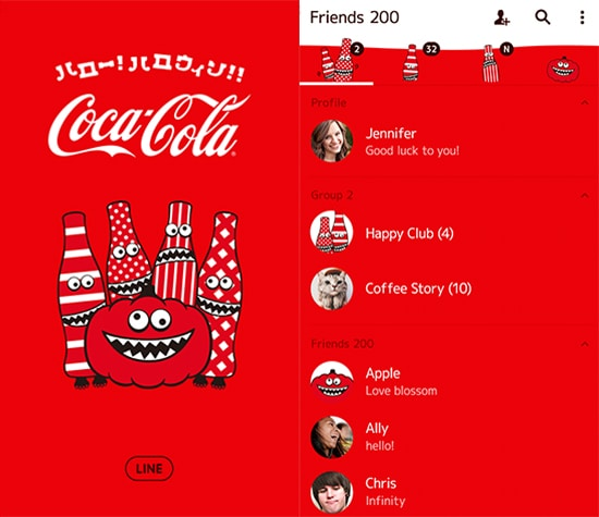 Coca-Cola Hello Halloween
