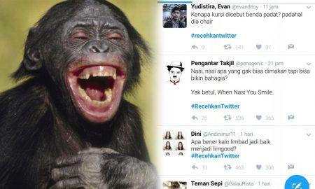 10 Cuitan Kocak #RecehkanTwitter Bikin Kamu Ngakak Guling-guling 10