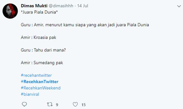 Guru vs Murid