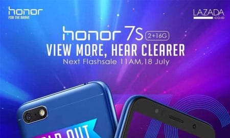 Honor 7S Ludes Terjual2
