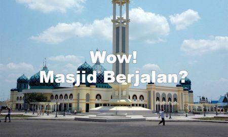 Masjid Berjalan