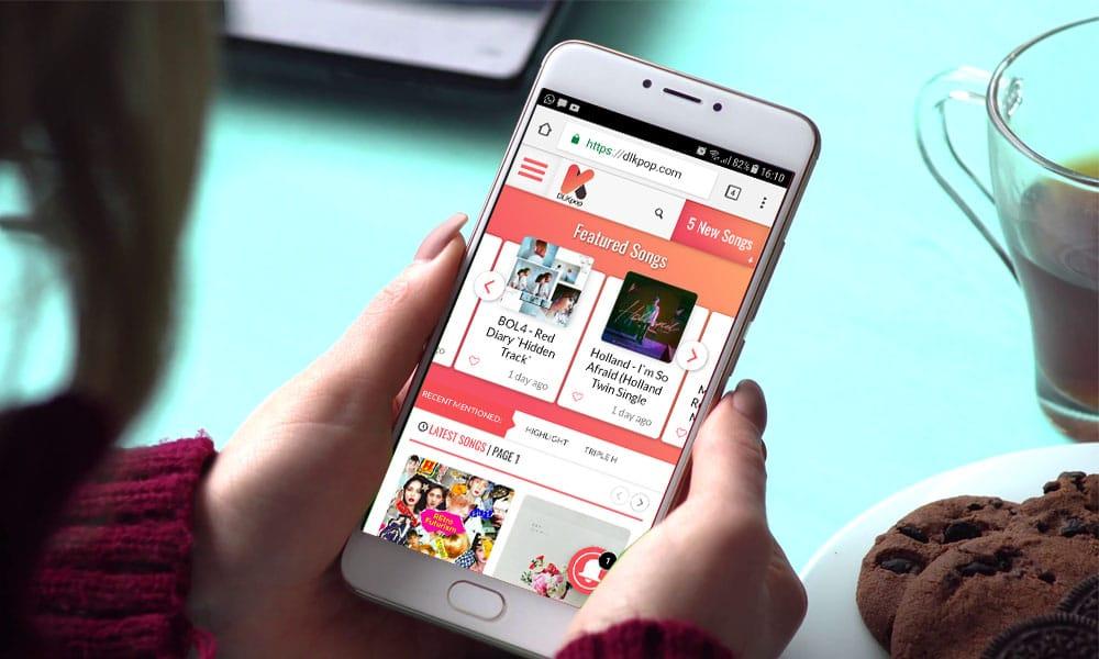 10 Situs Download Lagu K Pop Terbaru Dan Gratis
