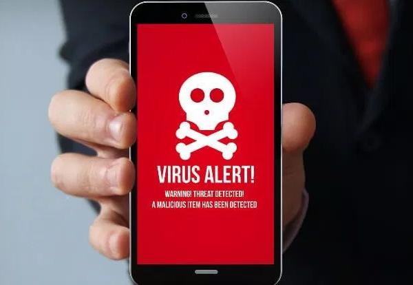 Terdapat Virus