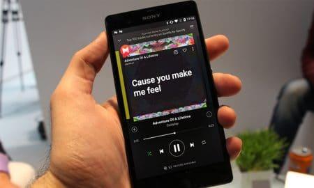 10 Aplikasi Lirik Lagu Gratis di Android 25