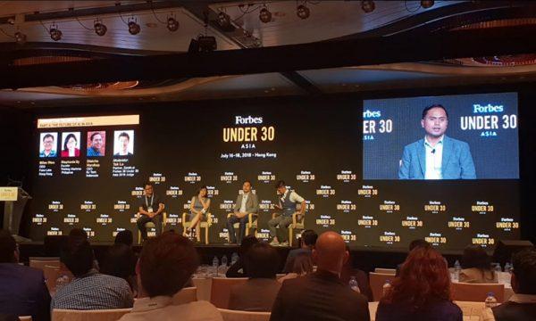 BJtech Menjadi Perwakilan Indonesia di Forbes Under 30 Asia Summit 8