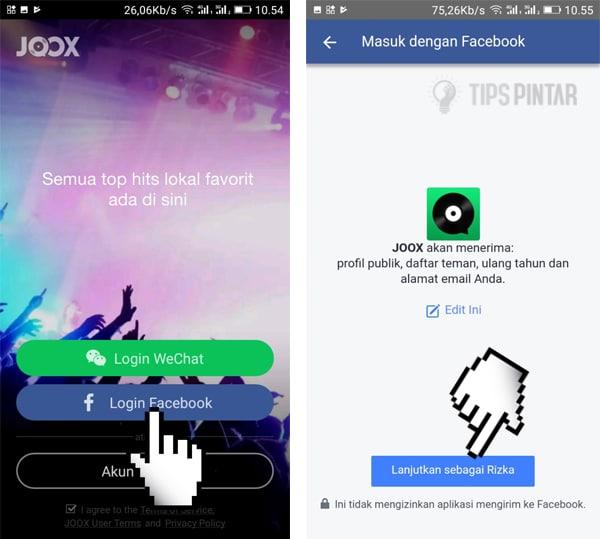Cara Download Lagu di Aplikasi JOOX (Dijamin Berhasil!) 8