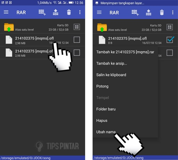 Cara Download Lagu di Aplikasi JOOX (Dijamin Berhasil!) 15