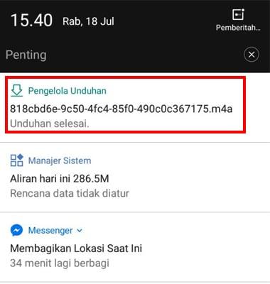 Cara Download Lagu Smule di Android, Gak Pake Ribet! 10