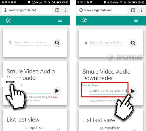 Cara Download Lagu Smule di Android, Gak Pake Ribet! 12