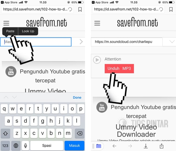 Cara Download Lagu SoundCloud di iPhone 12