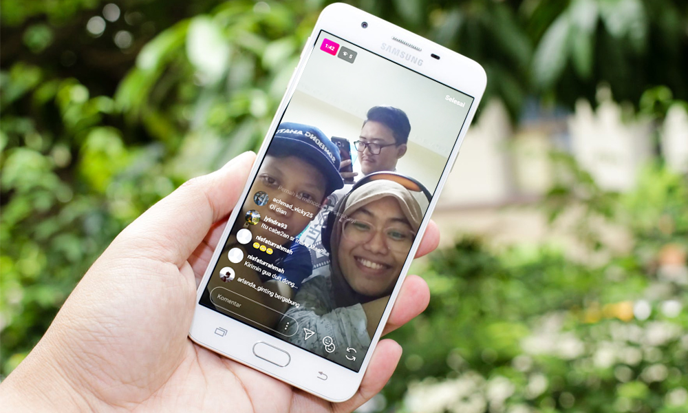 Cara Download Video Live Streaming Orang Lain di Instagram