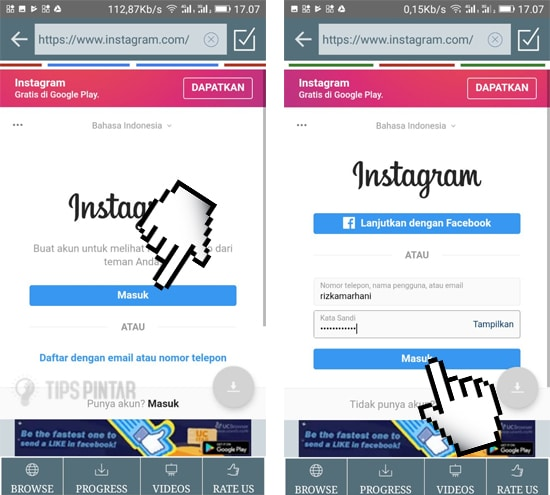 2 Cara Download Video IGTV di Instagram 9