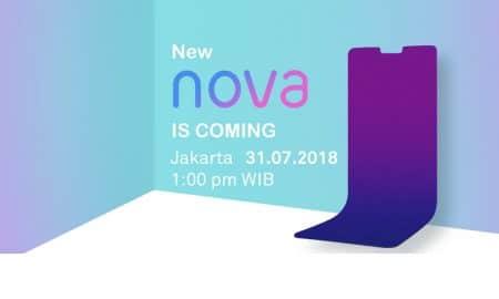 Smartphone Huawei Nova dengan 4 Kamera berbasis AI Rilis Juli Ini! 12