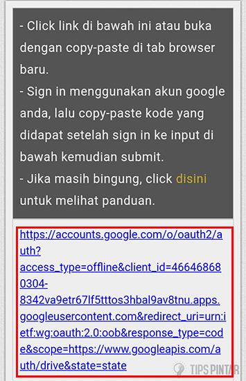 Klik Link