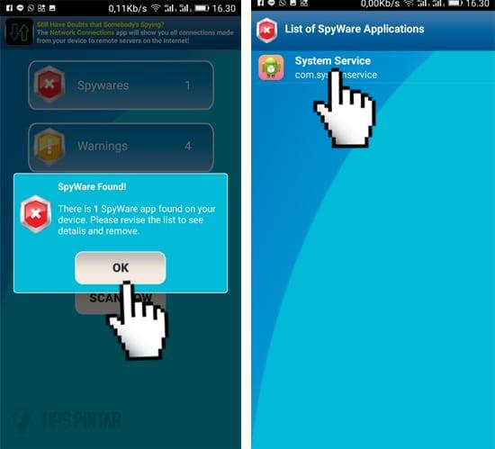 Cara Mengetahui SMS Disadap dan Cara Mengatasinya 11