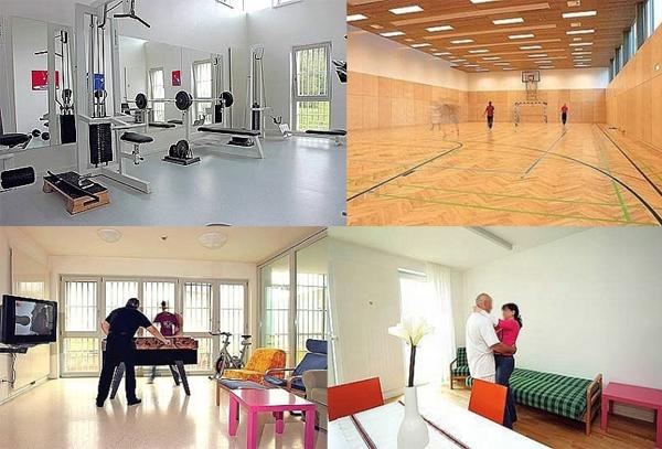 10 Penjara Termewah di Dunia, Hotel Mah Kalah!! 13