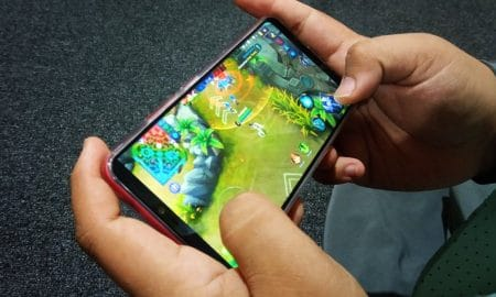 Anti Lag Main Game Pakai Smartphone Vivo V9 6GB 15